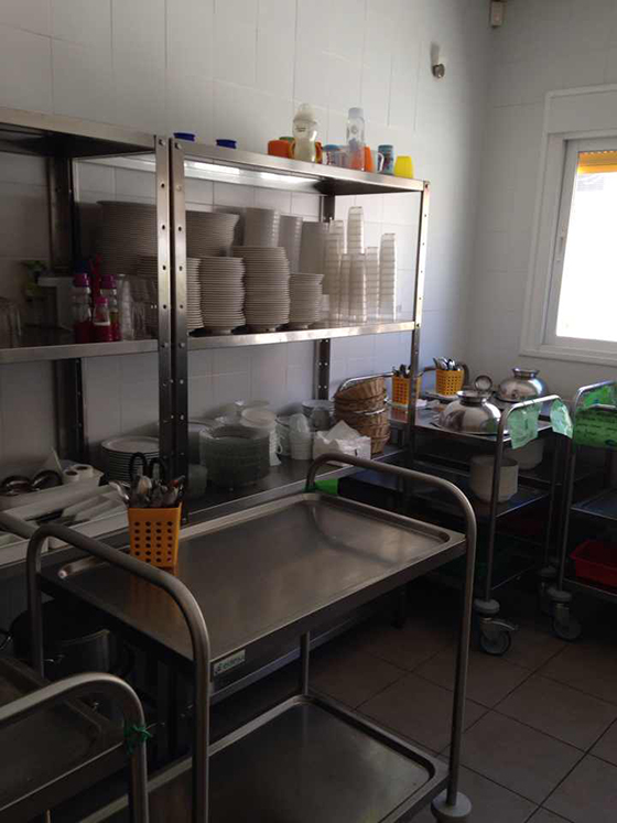 Santa madre maravillas escuela infantil p blica for Curso cocina getafe